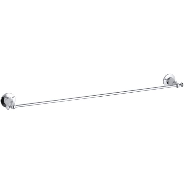 Antique 30 Wall Mounted Towel Bar by Kohler