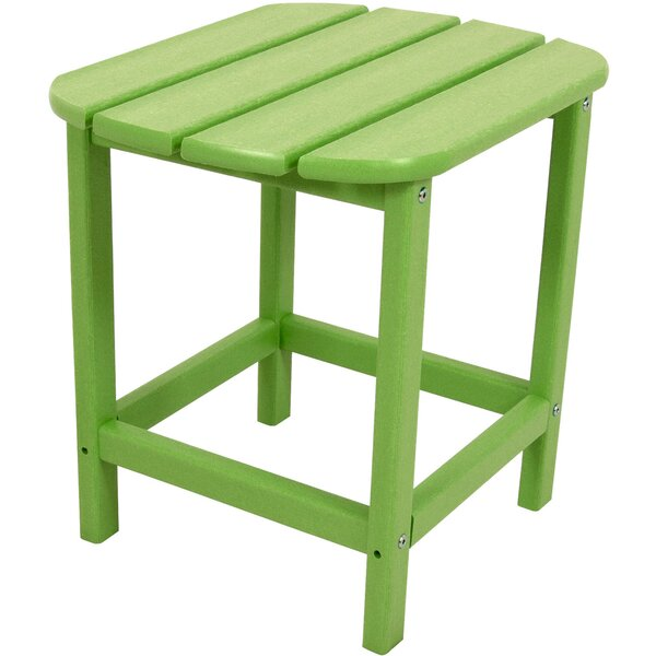 Grafton  Solid + Manufactured Wood  Side Table by Bay Isle Home