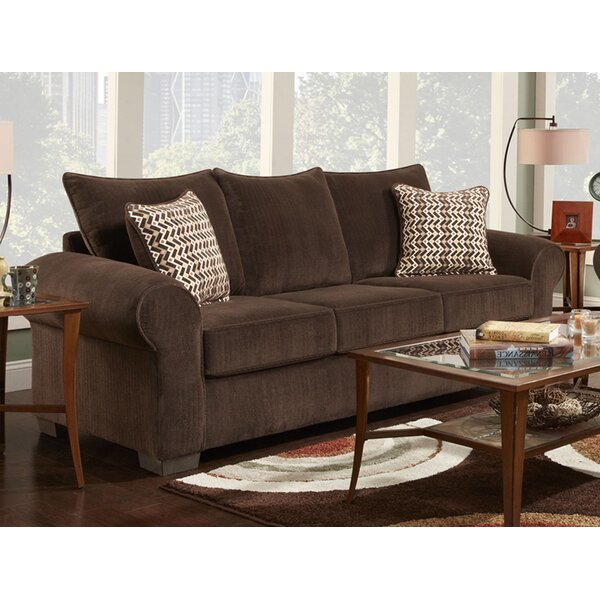 Expert Reviews Hagan Sofa by Chelsea Home by Chelsea Home