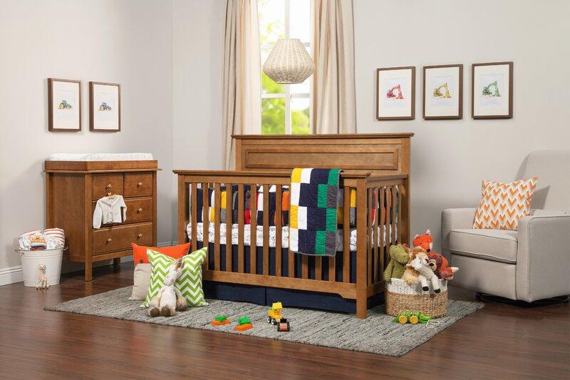 DaVinci Autumn 4 Drawer Dresser & Reviews | Wayfair