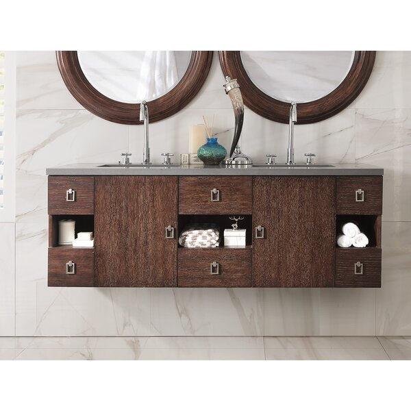 Mcdermott 60 Double Bathroom Vanity Set by Ivy Bronx