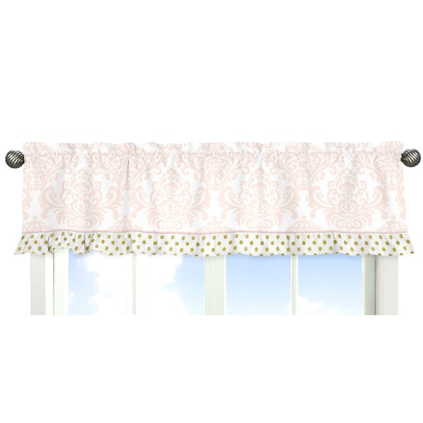 Amelia 54 Curtain Valance by Sweet Jojo Designs
