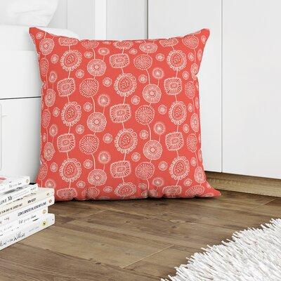Bungalow Rose Rylen Floral Throw Pillow