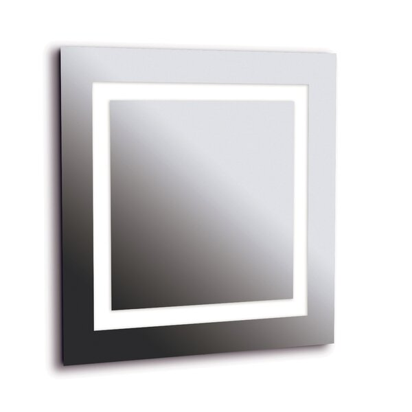 Argos 4 Light Wall Mirror by Wade Logan