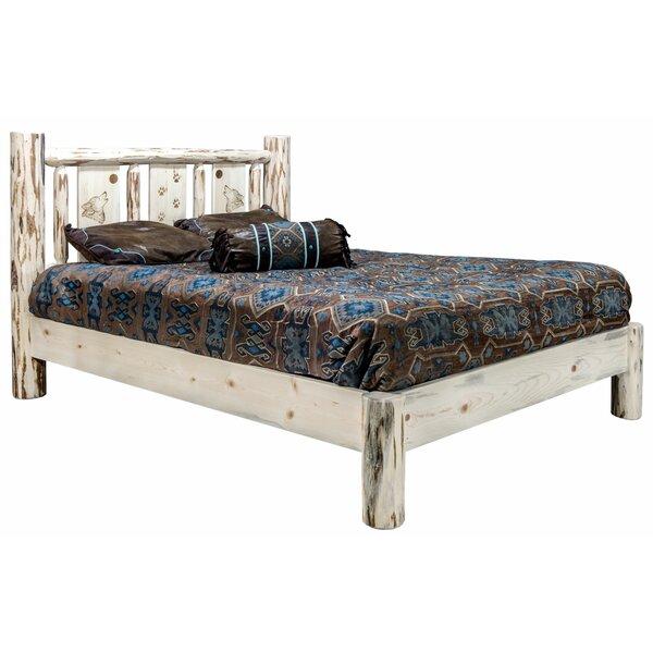 Antigo Platform Bed By Millwood Pines