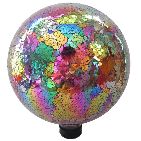 Mosaic Gazing Globe by Gardener Select