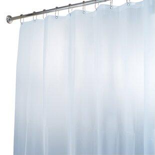 Best Price EVA Vinyl Shower Curtain By InterDesign