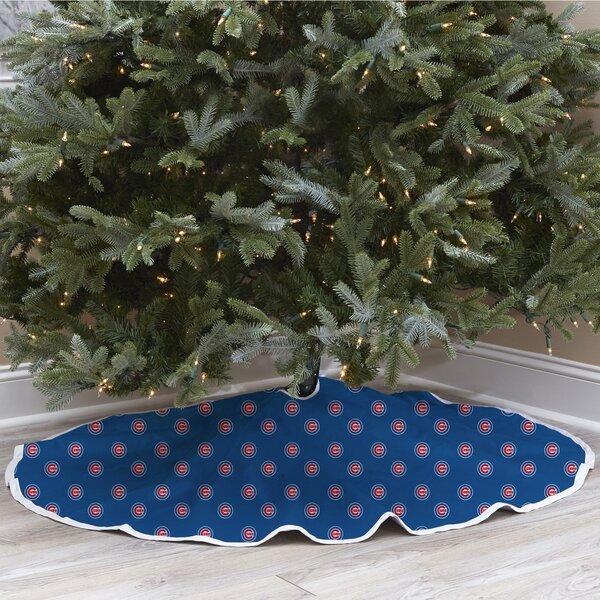 MLB Christmas Tree Skirt by Pegasus Sports