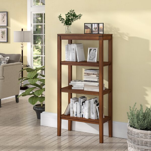 Eagleview Etagere Bookcase by Andover Mills