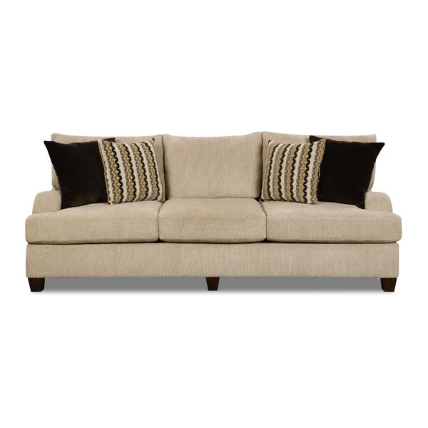 Simmons Matherville Sofa by Red Barrel Studio