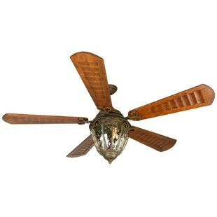 61 inch 70 inch ceiling fans youll love wayfair 70 oakhill 5 blade ceiling fan with downrod aloadofball Choice Image