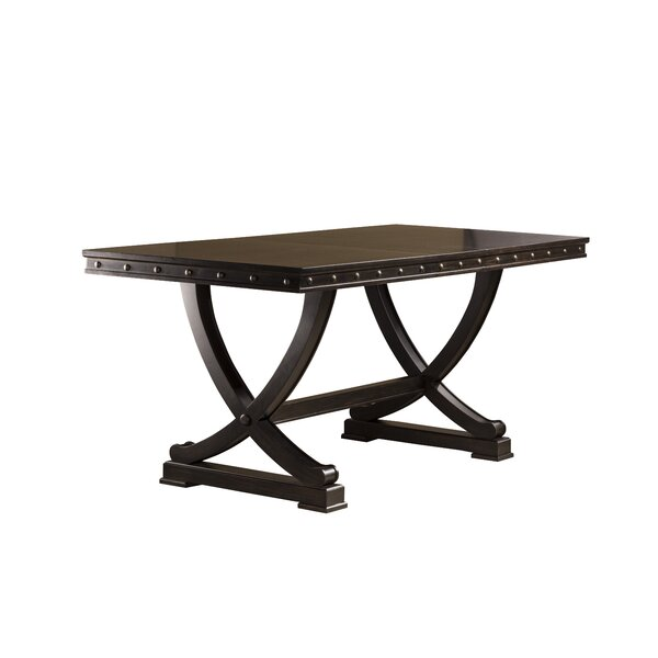 Hemlock Counter Height Dining Table by Loon Peak