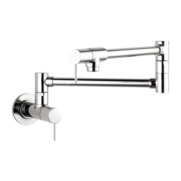 Axor Starck Double Handle Wall Mounted Pot Filler Faucet by Axor