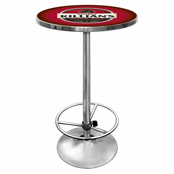 Bargain George Killian Pub Table By Trademark Global New