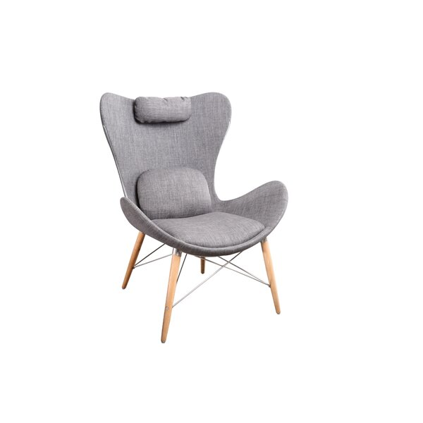 Durante Lounge Chair by Corrigan Studio