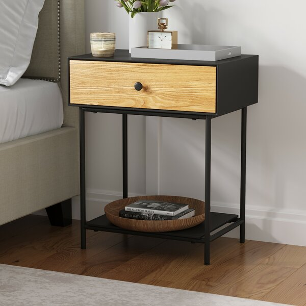 Myrtlewood End Table By Latitude Run