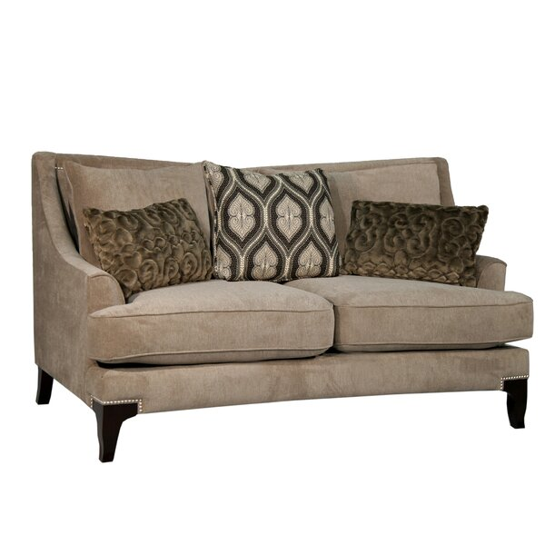 Uptown Loveseat by Sage Avenue Sage Avenue
