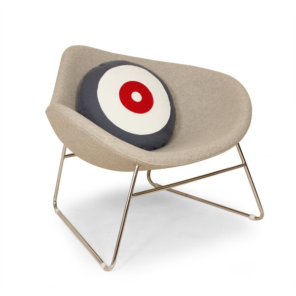Spoon Lounge Chair by dCOR design