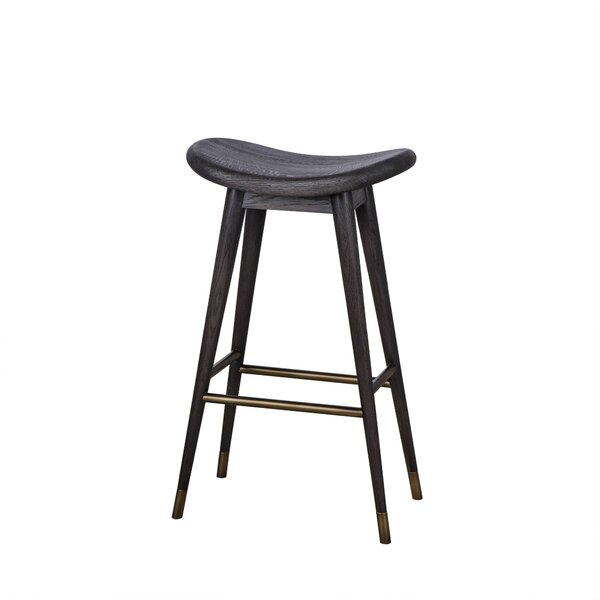 Thomas Bina 29.5 Bar Stool by Resource Decor