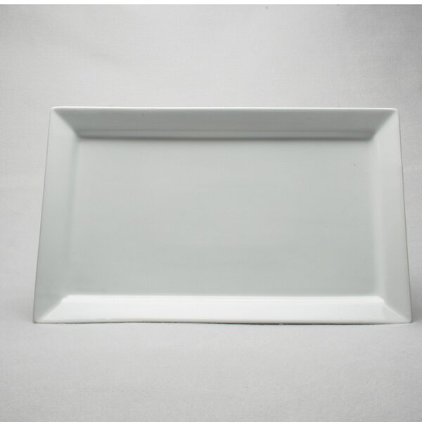 Whiteware Platter by TAG