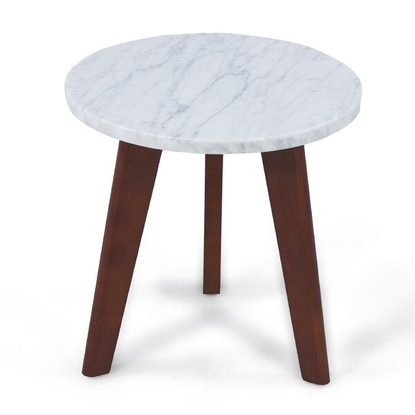 Hanish End Table By George Oliver