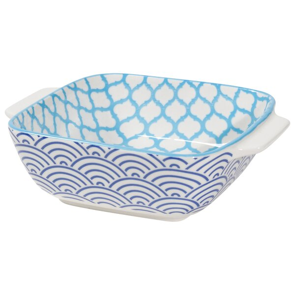 Square Baking Sapphire Dish by Now Designs