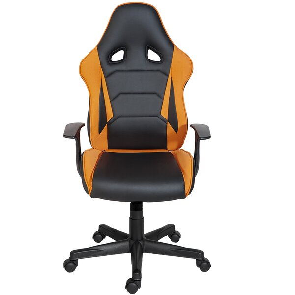 Maple High Back Gaming Chair By Latitude Run