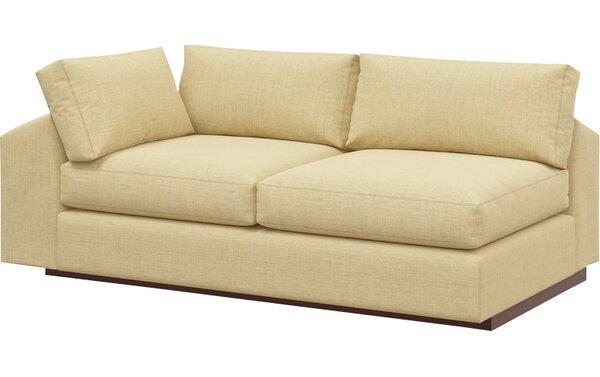 Jackson Armless Split Sofa by TrueModern