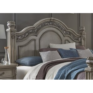 Susannah Poster Panel Headboard by Ast..