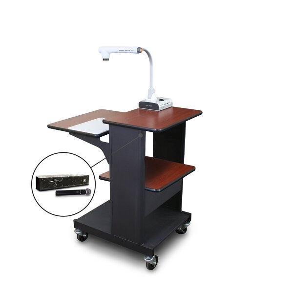 Vizion Benchmark Cart by Marvel Office Furniture