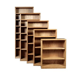 Inexpensive Kenney Standard Bookcase by Loon Peak