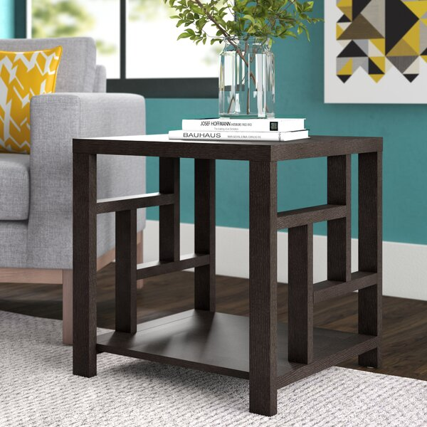 Dante End Table By Andover Mills