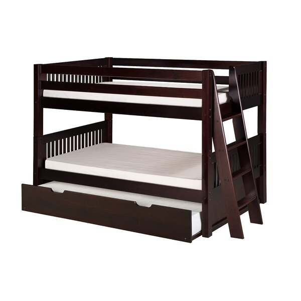 Isabelle Twin over Twin Bunk Bed with Trundle by Viv + Rae