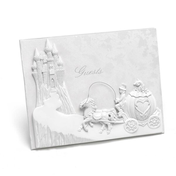 Once Upon A Time Guest Book by Hortense B Hewitt