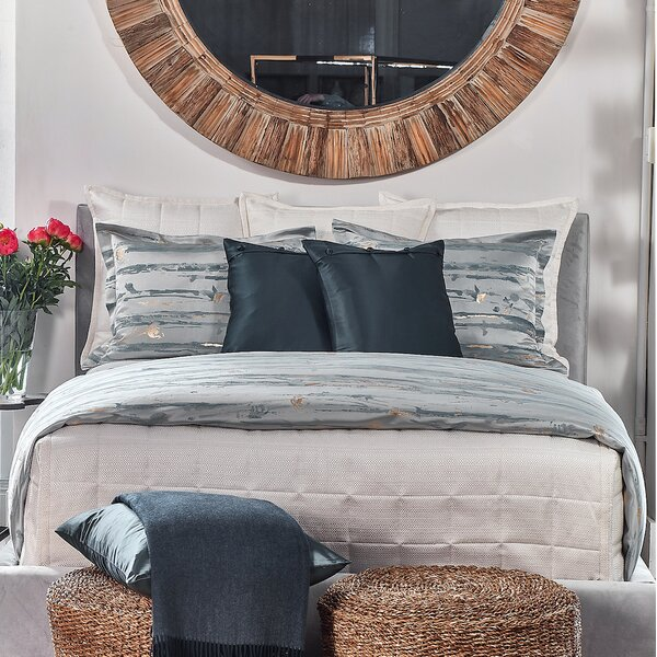 Texture and Serenity Coverlet Set