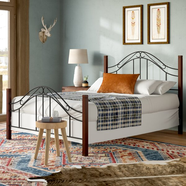 Chittim Standard Bed by Loon Peak