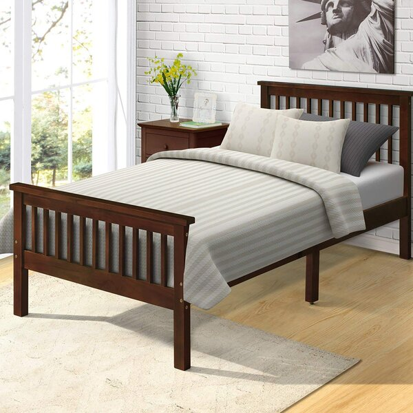 Seeley Twin Platform Bed by Harriet Bee