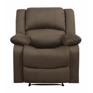 Clyde Manual Recliner  sc 1 st  Wayfair : contemporary leather recliner - islam-shia.org