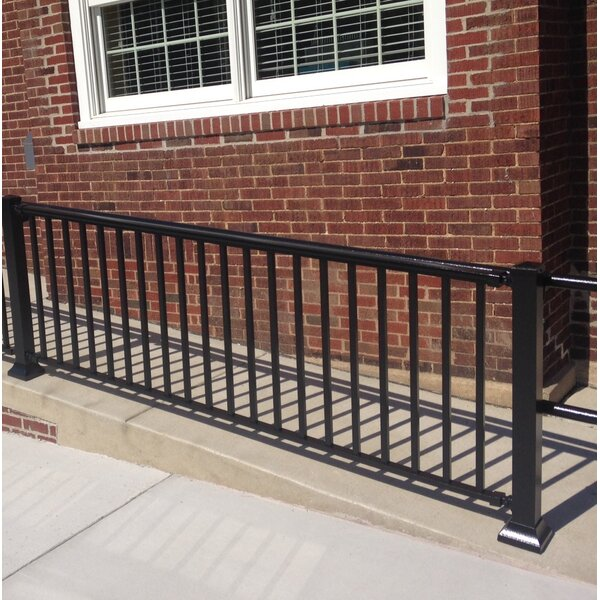 Baluster Straight Railing by ModVue