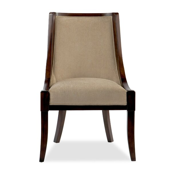 Tate Upholstered Dining Chair by Canora Grey