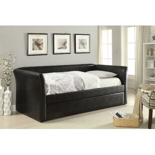 Hayman Twin Daybed with Trundle Bed
