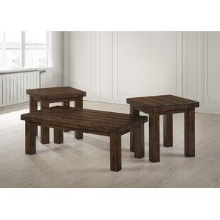Affordable Moravian 2 Piece Coffee Table Set By Loon Peak