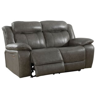 Mahon Upholstered Reclining Loveseat