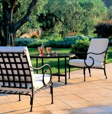 Aikens Lounge Chair with Cushion by One Allium Way