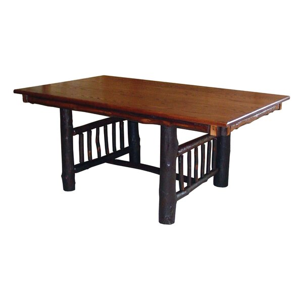 Quillen Trestle Dining Table by Loon Peak