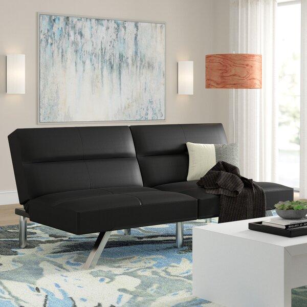Everett Full Convertible Sofa By Latitude Run