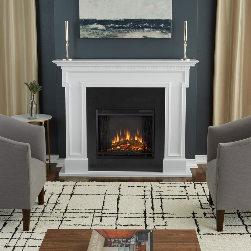 Merveilleux Real Flame Thayer Electric Fireplace
