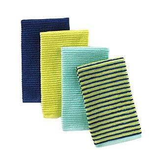 Bar Mop Towel (Set of 4) by Fiesta