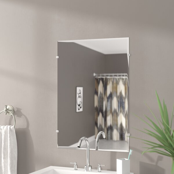 Brizendine Bathroom/Vanity Mirror by Wade Logan