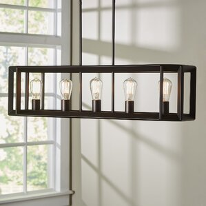 bouvet 5 light kitchen island pendant. beautiful ideas. Home Design Ideas